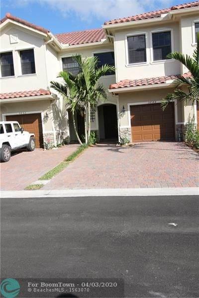 5648 NW 58th Ln, Tamarac, FL 33319 (#F10224347) :: Treasure Property Group