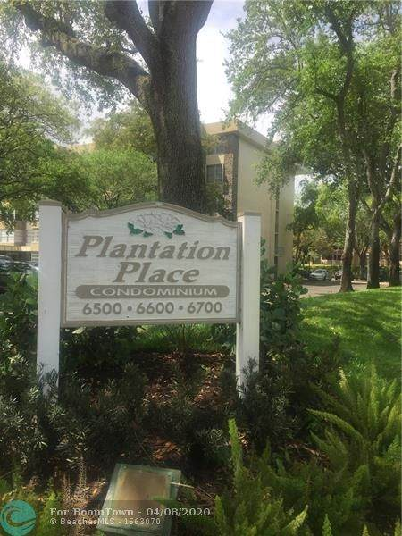 6600 Cypress Rd #304, Plantation, FL 33317 (MLS #F10224358) :: Green Realty Properties