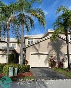 2146 Madeira Dr #5, Weston, FL 33327 (MLS #F10224647) :: The Howland Group