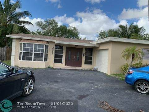 2345 NW 73rd Ave, Sunrise, FL 33313 (MLS #F10224726) :: Green Realty Properties