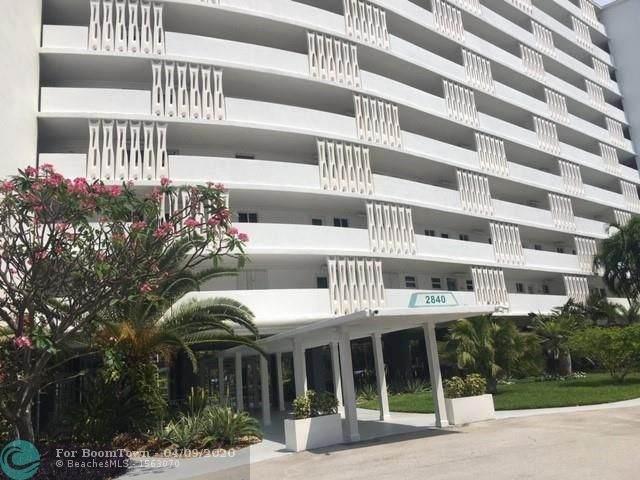 2840 N Ocean Blvd #404, Fort Lauderdale, FL 33308 (MLS #F10224781) :: The O'Flaherty Team