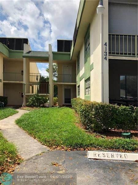 4134 NW 88th Ave #102, Coral Springs, FL 33065 (MLS #F10224830) :: Patty Accorto Team