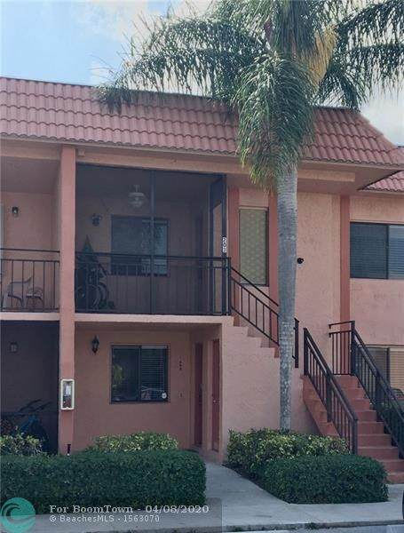 227 Lakeview Dr #103, Weston, FL 33326 (MLS #F10224875) :: Green Realty Properties