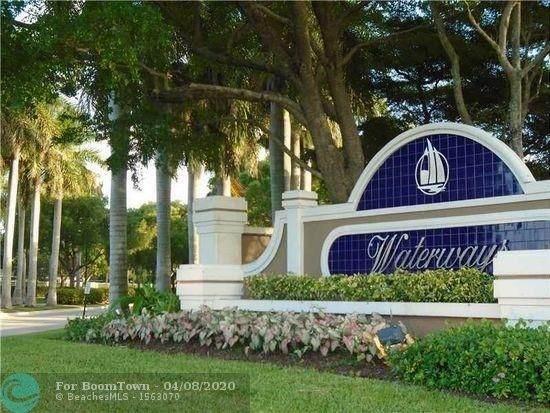 1347 SW 48th Ter #1347, Deerfield Beach, FL 33442 (MLS #F10224893) :: RE/MAX
