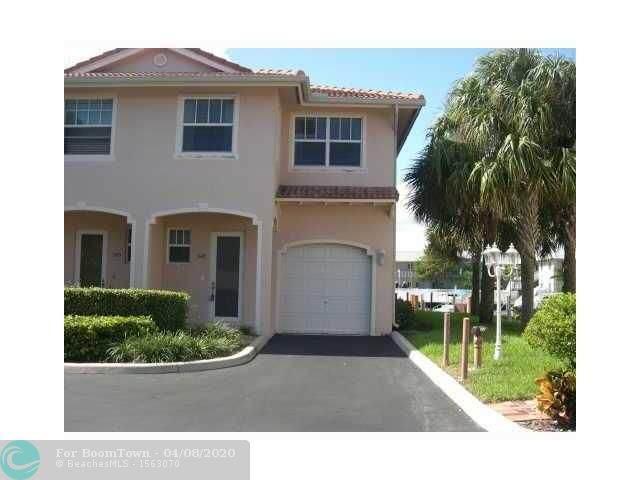 1347 SE 3rd Ave #1347, Pompano Beach, FL 33060 (MLS #F10224932) :: RE/MAX