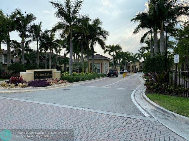4662 Monarch Way #4662, Coconut Creek, FL 33073 (MLS #F10225769) :: THE BANNON GROUP at RE/MAX CONSULTANTS REALTY I