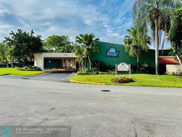 9200 Lime Bay Blvd #306, Tamarac, FL 33321 (#F10227908) :: Posh Properties