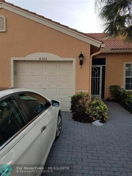 8366 Logia Cir, Boynton Beach, FL 33472 (#F10228414) :: Signature International Real Estate