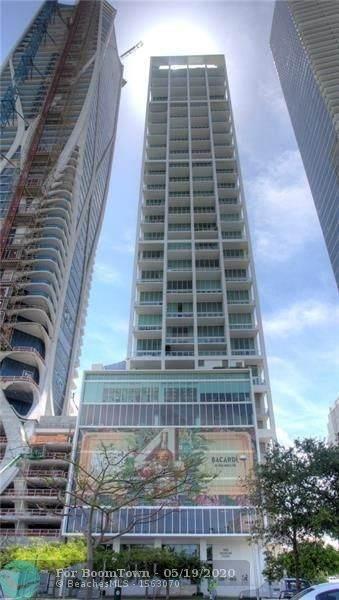 1040 Biscayne Blvd #1001, Miami, FL 33132 (MLS #F10229626) :: Castelli Real Estate Services