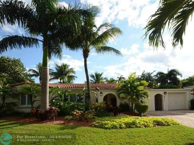2710 NE 18th St, Fort Lauderdale, FL 33305 (MLS #F10230101) :: Lucido Global