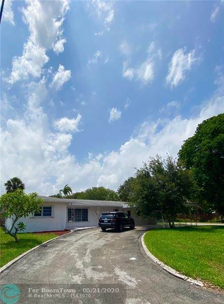 3411 NE 21st Ave, Lighthouse Point, FL 33064 (MLS #F10230463) :: RE/MAX