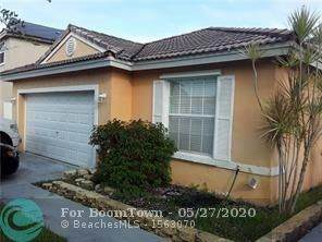 1060 NW 191st Ave, Pembroke Pines, FL 33029 (MLS #F10230694) :: THE BANNON GROUP at RE/MAX CONSULTANTS REALTY I