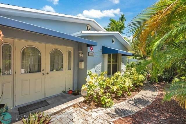 1701 NE 12th St, Fort Lauderdale, FL 33304 (MLS #F10230737) :: Laurie Finkelstein Reader Team