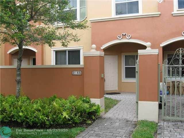 2160 Anchor Ct #2160, Dania Beach, FL 33312 (MLS #F10230739) :: THE BANNON GROUP at RE/MAX CONSULTANTS REALTY I