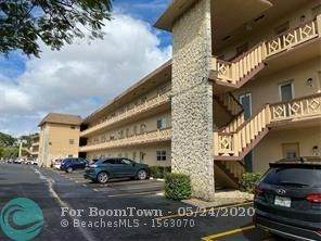 3530 NW 52nd Ave #403, Lauderdale Lakes, FL 33319 (MLS #F10230926) :: Green Realty Properties