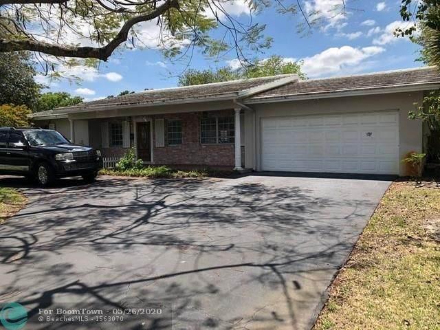 701 SW 60th Ave, Plantation, FL 33317 (MLS #F10231192) :: RE/MAX