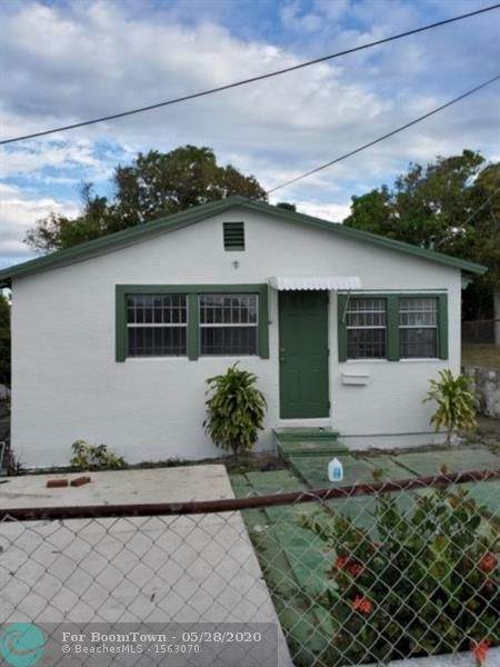 730 19th St, West Palm Beach, FL 33407 (#F10231470) :: Ryan Jennings Group