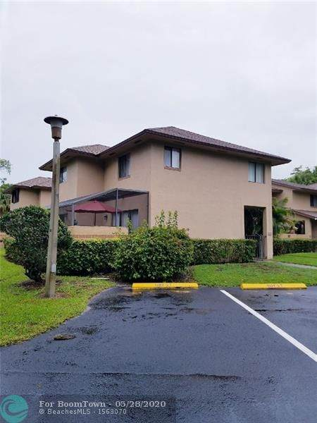 2376 NW 39th Ave #2376, Coconut Creek, FL 33066 (#F10231477) :: Realty100
