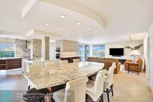 1050 Hillsboro Mile 301 And 302, Hillsboro Beach, FL 33062 (#F10231509) :: Posh Properties