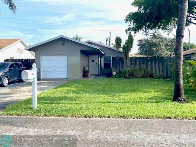 3579 Harlowe Ave, Boynton Beach, FL 33436 (MLS #F10231618) :: Castelli Real Estate Services