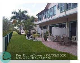 12302 Royal Palm Blvd #1, Coral Springs, FL 33065 (MLS #F10232108) :: Berkshire Hathaway HomeServices EWM Realty