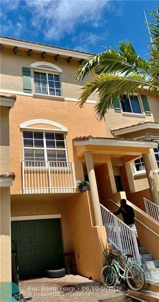 1735 NE 6th St #1406, Boynton Beach, FL 33435 (MLS #F10232216) :: Castelli Real Estate Services