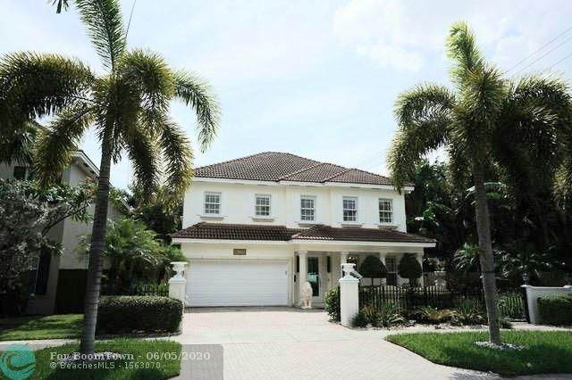 2108 NE 1 Ave, Wilton Manors, FL 33305 (MLS #F10232322) :: THE BANNON GROUP at RE/MAX CONSULTANTS REALTY I