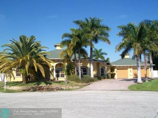 405 SE Duff Ct., Port Saint Lucie, FL 34984 (MLS #F10232378) :: THE BANNON GROUP at RE/MAX CONSULTANTS REALTY I