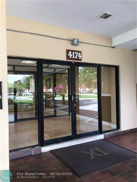 4174 Inverrary Drive #601, Lauderhill, FL 33319 (#F10232581) :: Posh Properties