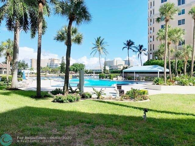 2900 NE 14th Street Cswy #111, Pompano Beach, FL 33062 (MLS #F10232639) :: Green Realty Properties