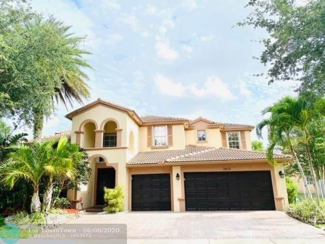 19159 S Hibiscus St, Weston, FL 33332 (MLS #F10232764) :: Green Realty Properties