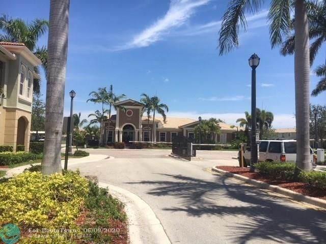 9076 Preston Pl #9076, Tamarac, FL 33321 (MLS #F10232889) :: Berkshire Hathaway HomeServices EWM Realty