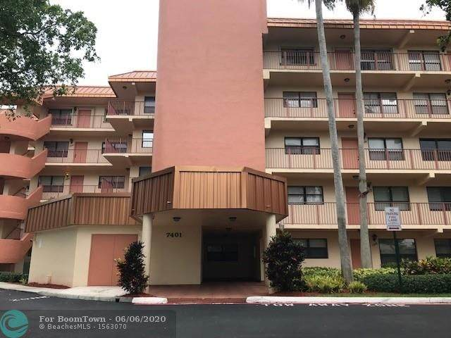 7401 NW 16th St #309, Plantation, FL 33313 (MLS #F10232985) :: THE BANNON GROUP at RE/MAX CONSULTANTS REALTY I