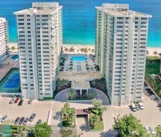 3410 Galt Ocean Dr 1205N, Fort Lauderdale, FL 33308 (MLS #F10233025) :: Berkshire Hathaway HomeServices EWM Realty