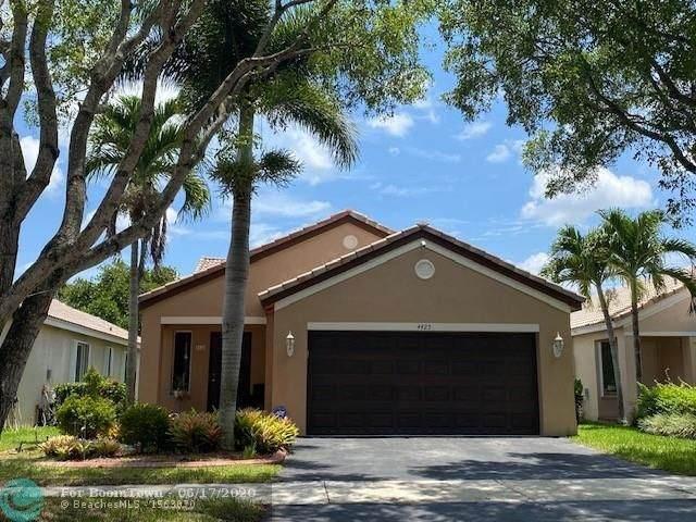 4425 Mahogany Ridge Dr, Weston, FL 33331 (MLS #F10234531) :: Green Realty Properties