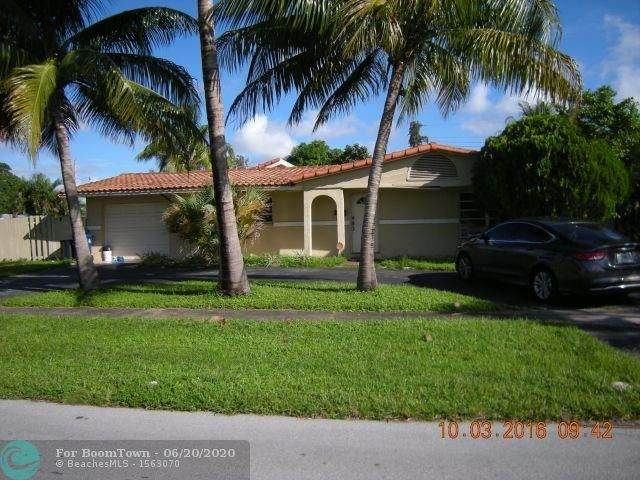 5989 NW 15th Ct, Sunrise, FL 33313 (MLS #F10235032) :: Berkshire Hathaway HomeServices EWM Realty