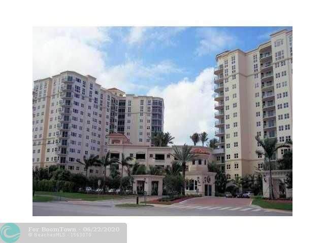 19900 E Country Club Dr #918, Aventura, FL 33180 (MLS #F10235190) :: Castelli Real Estate Services