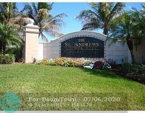 8030 N Nob Hill #303, Tamarac, FL 33321 (MLS #F10235357) :: Berkshire Hathaway HomeServices EWM Realty