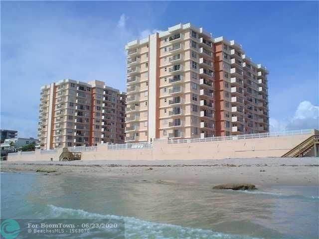 4511 S Ocean Blvd #203, Highland Beach, FL 33487 (#F10235509) :: Posh Properties