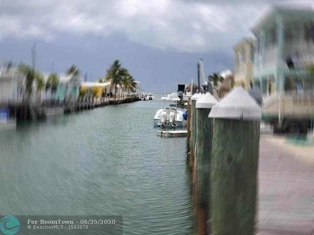 11282 2ND AVE OCEAN, Other City - Keys/Islands/Caribbean, FL 33050 (MLS #F10235784) :: Green Realty Properties