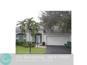 3920 Wild Lime Ln, Coral Springs, FL 33065 (MLS #F10236075) :: THE BANNON GROUP at RE/MAX CONSULTANTS REALTY I