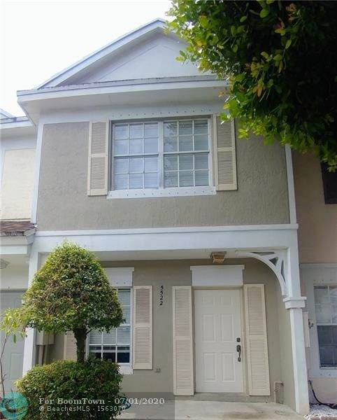 5522 Parade Pl #28, Margate, FL 33063 (MLS #F10236264) :: THE BANNON GROUP at RE/MAX CONSULTANTS REALTY I