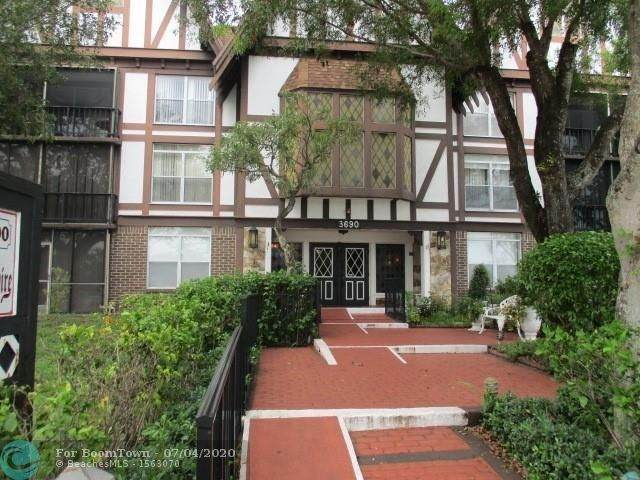 3690 Inverrary Dr 3S, Lauderhill, FL 33319 (MLS #F10236279) :: Berkshire Hathaway HomeServices EWM Realty