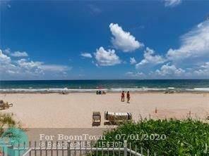 4250 Galt Ocean Dr 2C, Fort Lauderdale, FL 33308 (MLS #F10236397) :: Patty Accorto Team