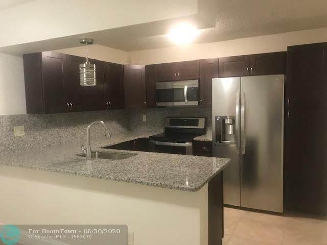 8356 N Coral Cir #3856, North Lauderdale, FL 33068 (MLS #F10236516) :: Castelli Real Estate Services