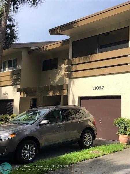 11027 W Broward Blvd #11027, Plantation, FL 33324 (MLS #F10236935) :: Berkshire Hathaway HomeServices EWM Realty