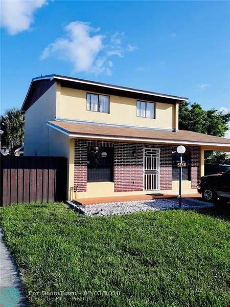 5268 NW 194th Ln, Miami Gardens, FL 33055 (MLS #F10237204) :: Berkshire Hathaway HomeServices EWM Realty