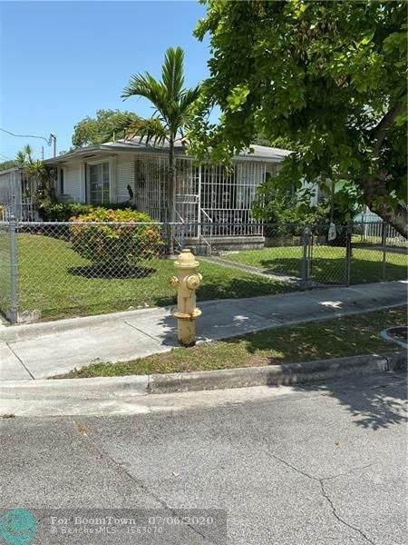 4995 NW 5th Ave, Miami, FL 33127 (MLS #F10237386) :: Berkshire Hathaway HomeServices EWM Realty