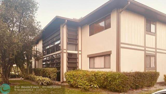 9614 W Mcnab Rd #204, Tamarac, FL 33321 (MLS #F10237654) :: Berkshire Hathaway HomeServices EWM Realty