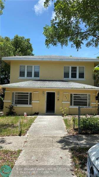 706 9, West Palm Beach, FL 33401 (MLS #F10237709) :: Berkshire Hathaway HomeServices EWM Realty
